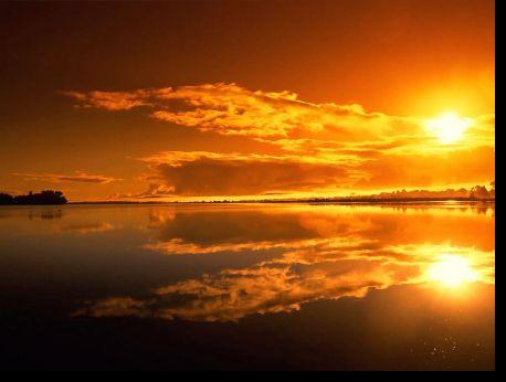 foro tramonto