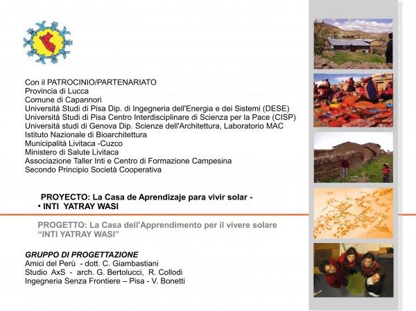 progetto Casa Solare