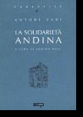 """Copertina """"La soldarieta' andina"""""""