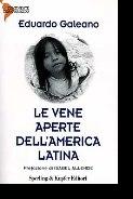 """Copertina """"Le vene aperte dell'America Latina"""""""