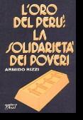 """Copertina """"L'oro del Peru'"""""""